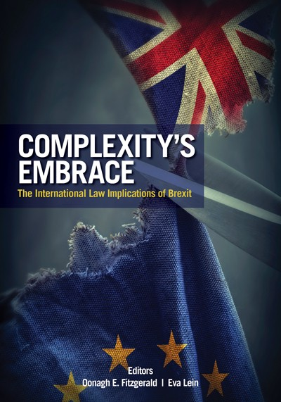 Cover of Complexity's embrace