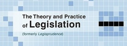 The theory and practice of legislation logo